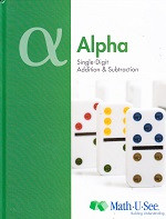 Math-U-See Alpha 1 Instruction Pack