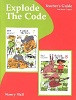 Explode the Code 7 and 8, Teacher Guide