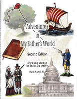 Adventures in My Father's World, 2d ed., Teacher Manual