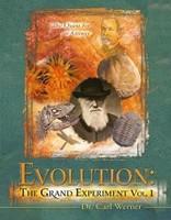 Evolution: The Grand Experiment, text & Teacher Manual Set