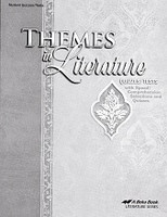 Themes in Literature 9, 4th ed., Quizzes-Tests