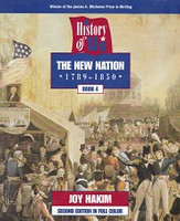 New Nation, 1789-1850, The; Book 4, 2d ed.