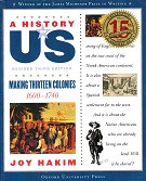 Making Thirteen Colonies, 1600-1740; Book 2, 3d ed.