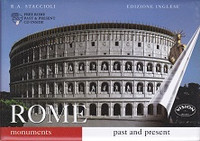 Rome Monuments, Past and Present, book & CD Set