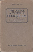 Junior A Cappella Chorus Book, Mixed Voices
