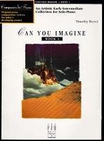 Can You Imagine, Early Intermediate Solo Piano