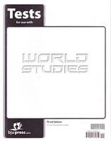 World Studies 7, 3d ed., Tests & Test Key Set