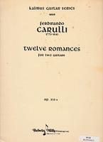 Twelve Romances for Two Guitars, Opus 333-11