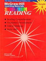 Spectrum Reading, Grade 4, updated and revised