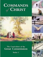 Commands of Christ, Series 1-7 & Memorization Journal