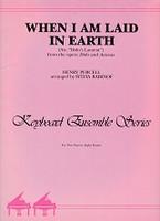 """When I Am Laid in Earth Quartet (Air, """"Dido's Lament"""")"""