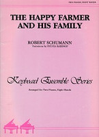Happy Farmer and His Family Quartet, Two Pianos, Eight Hands