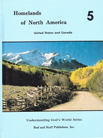 History & Geography 5: Homelands of North America, student