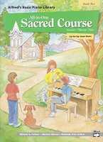 Alfred's All-in-One Sacred Course, Book Two