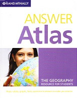 Rand McNally Answer Atlas with Goode's World Atlas Maps
