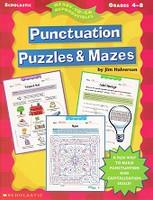 Punctuation Puzzles & Mazes Reproducibles