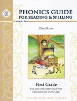 Phonics Guide for Reading & Spelling, First Grade