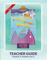 Wrong Way, Jonah!, Teacher Guide