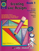 Creating Line Designs, Book 1