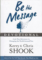 Be the Message Devotional; a 30-Day Adventure
