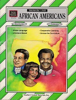 Thematic Unit: African Americans, Challenging Level