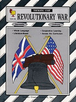Thematic Unit: Revolutionary War, Challenging Level