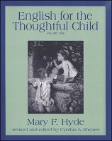 English for the Thoughtful Child: Volume One