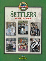 Konos Settlers Activities Book
