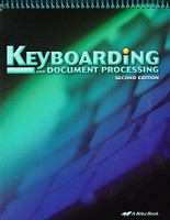 Keyboarding and Document Processing 10-12, text