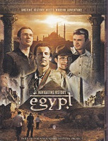 Navigating History: Egypt Book & 3 DVDs Set