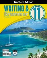 Writing & Grammar 11, 3d ed., Teacher Edition