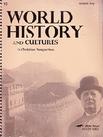 World History and Cultures 10, 3d ed., Text Answer Key