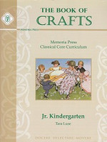 Book of Crafts, Jr. Kindergarten
