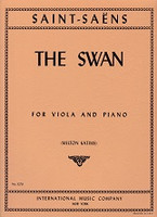 Saint-Saens The Swan for Viola and Piano
