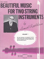 Beautiful Music for Two String Instruments Vol. 1, 2 Violins