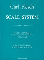 Scale System Exercises in all Major & Minor Keys, Viola