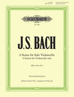 J.S. Bach Six Suites for Solo Viola