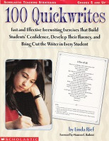 100 Quickwrites, Fast and Effective Freewriting Exercises