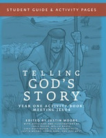 Telling God's Story, Year One Activity Book: Meeting Jesus