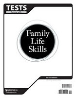 Family Life Skills, 2d ed., Tests