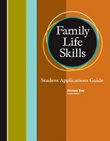 Family Life Skills, 2d ed., Teacher Applications Guide