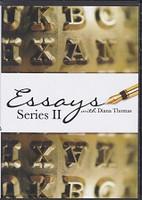 Essays Series II with Diana Thomas