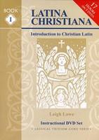 Latina Christiana Book 1 5 Instructional DVDs Set
