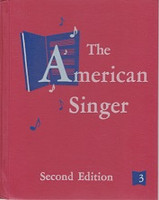 American Singer, Book 3, 2d ed., text