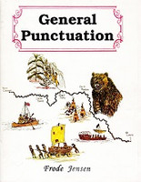 Jensen's Grammar General Punctuation, 2d ed., workbook