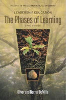 Leadership Education, The Phases of Learning, 3d ed.