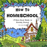 How to Homeschool, a Purse-Sized Guide to Getting Started