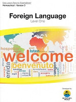 RosettaStone Foreign Language Level One Daily Lesson Plans