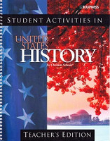 United States History 11, 3d ed., Activity Teacher Edition