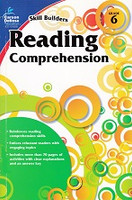 Skill Builders, Reading Comprehension Grade 6